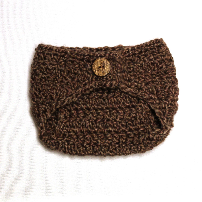 Crochet Newborn Diaper Cover : Newborn Diaper Cover PDF Crochet Pattern Matches by Mamachee