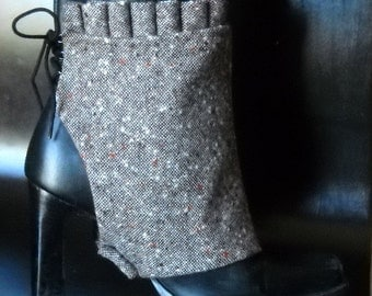 Speckled Wool Spats