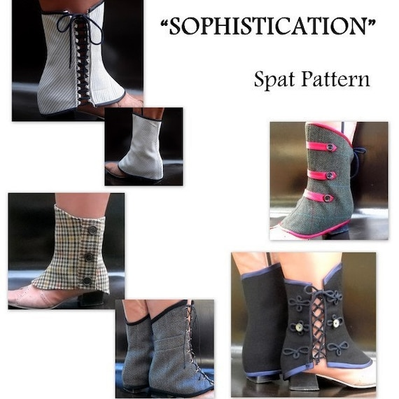 Sophistication Spat Pattern