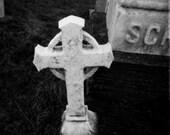 Lovely Cross Holga photo