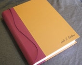 Exquisite Oversized Custom Blank Journal / Sketchbook - You Design the Cover