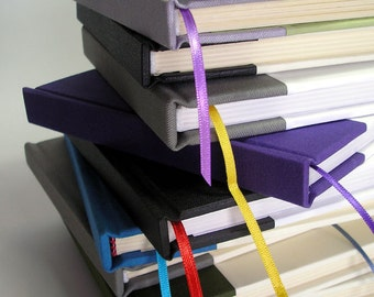 """Personalized Hand bound Blank Journal/Diary - You Design the Cover. 5 x 7"""" Create your own notebook."""
