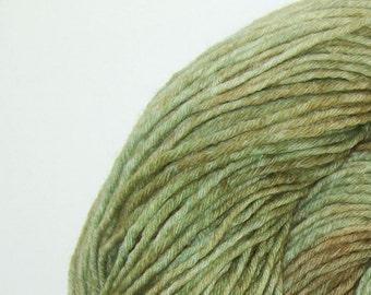 Merino sock yarn - NEW Sock82Me 8 ply in Sage Leaf