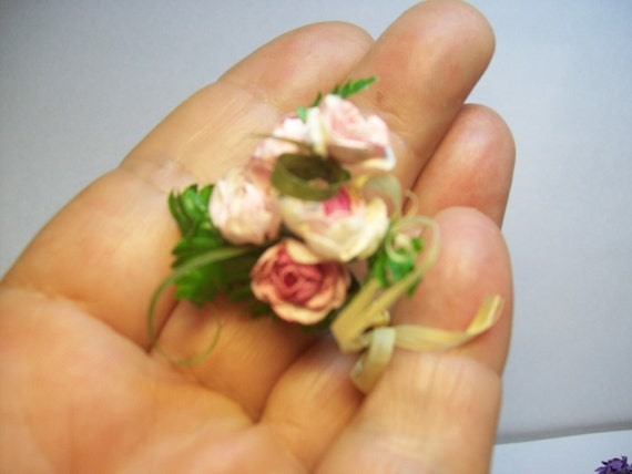 miniature bouquet