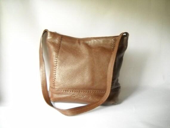 Vintage Purse The Sak Purse Vintage Boho Purse Vintage Leather Purse