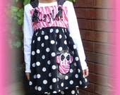 Minnie Mouse Birthday Outfit or Disney Outfit FREE Minnie Mouse Ears