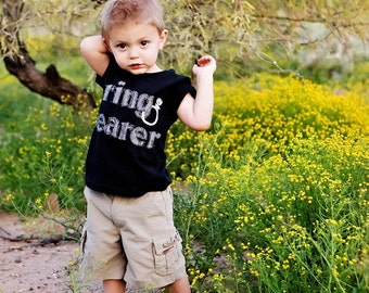 Ring Bearer Shirt, Wedding Party Shirts, Wedding Party Gifts, Ring Bearer Gift, Made to Order, Ring Security Shirt, Wedding Gift