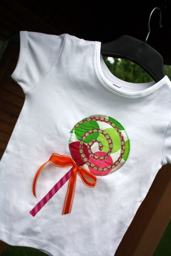 Birthday Shirt for Girls, Candy Theme Party, Lollipop Shirt, Candy Theme Birthday, Girl Birthday Shirt, Sweets Theme Birthday Shirt