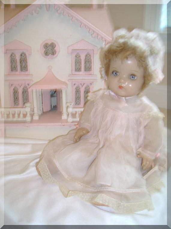 Sale Vintage Madame Alexander Doll 1920 S By Sewbeautiful2