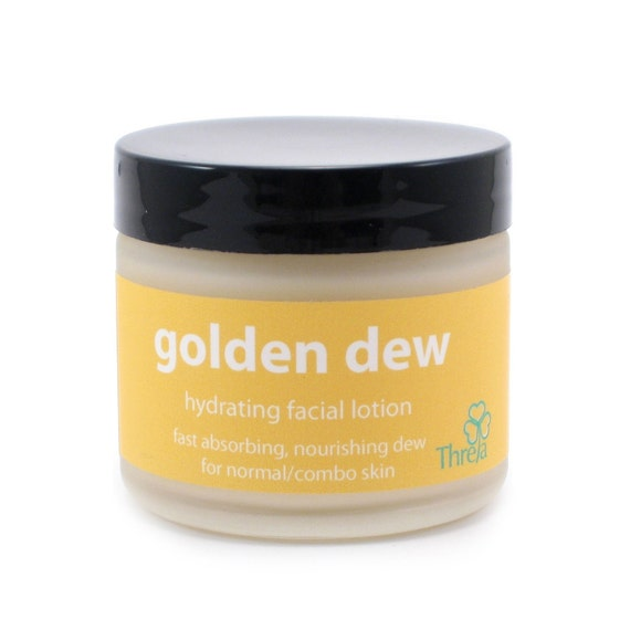 Golden Dew Hydrating Facial Lotion