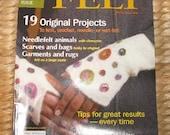 Destash Interweave Felt Magazine Special Issue 2008
