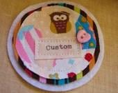 Custom - Create Your Own Petite Brooch