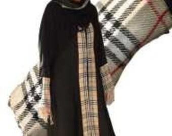 Stunning Designer Abayas made on gorgeous fabric with superb finishing - customized to your size