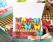 Funky Butterfly PaperClips