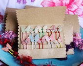 Darling Butterfly PaperClips
