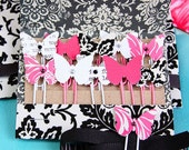 Valentine Butterfly PaperClips