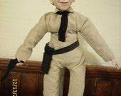 Barney Fife Art Doll