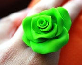 Kryptonite Neon Rose - Ring