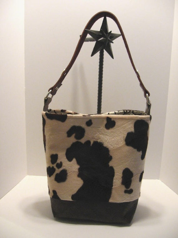 Cowboy Diaper Bags : Cowboy baby faux cowhide western diaper bag tote reserved for