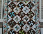 Pinwheel Mosaic Quilt