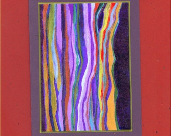 Dreamweaver Art Note Card