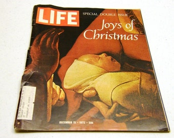 Life Magazine Dec 15 1972 Special Double Issue