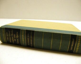 1955 Milton Cross Complete Stories of Great Operas