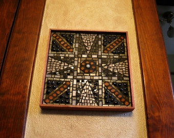 Mosaic Art   INTERSECTIONS (b)