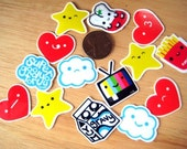 OODLES o' mini stickers