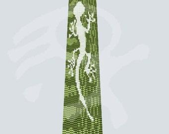 Lizard ...PDF pattern
