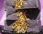 CLEARANCE Snozberry (Kumquat and Yuzu) - 4 oz Cold Process Soap Bar (Vegan Friendly)
