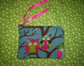 Owl  Coin Change purse