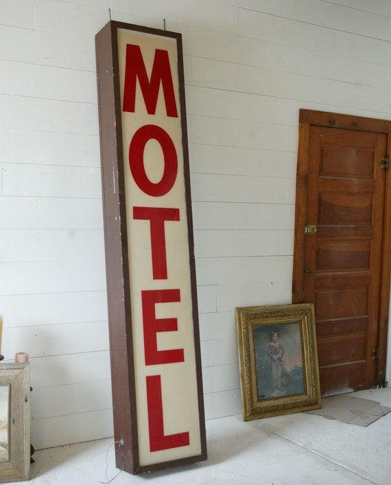 Mammoth Motel sign, reserved for mikelshoen