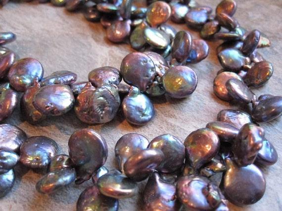 Blister Freshwater Pearls Dancing Drops