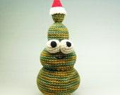 Crochet Duggy the Fir Tree Amigurumi Plush Toy  Pattern PDF Download