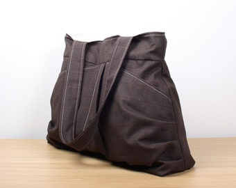 NEW Brown Everyday bag , Shoulder Bag ,