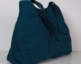 Diaper Bag...NEW Teal Everyday bag , Shoulder Bag