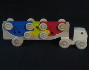 Car Carrier puzzle