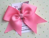 Cotton Candy ... Tylie Bow on a NO SLIP velvet lined clip