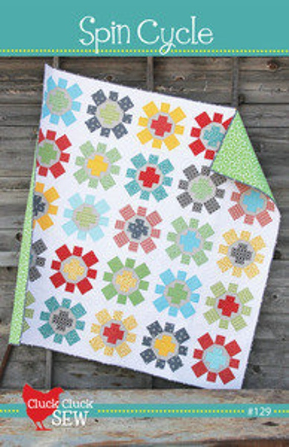 Half Off Spin Cycle Pattern by Cluck Cluck Sew   Easy and Fun to Make