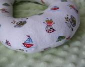 Toddler Travel Pillow, Pirates