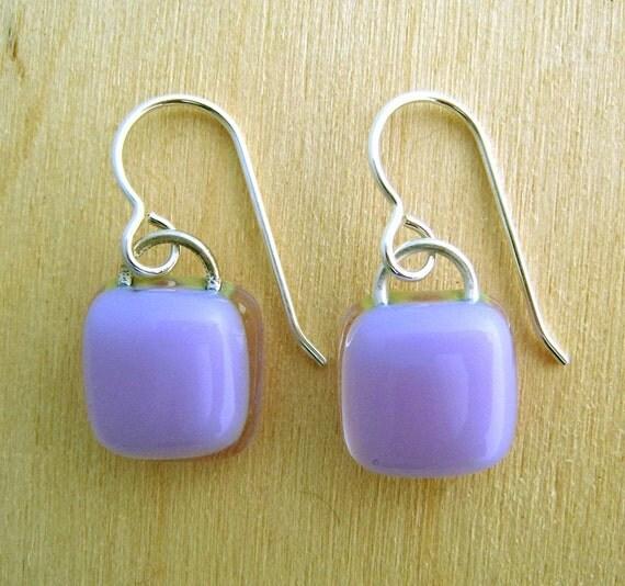 Neo-Lavender Earrings