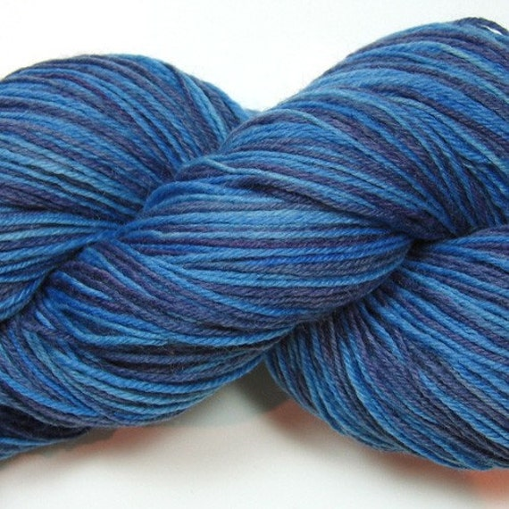 Self-Striping Superwash Sock Yarn (105)