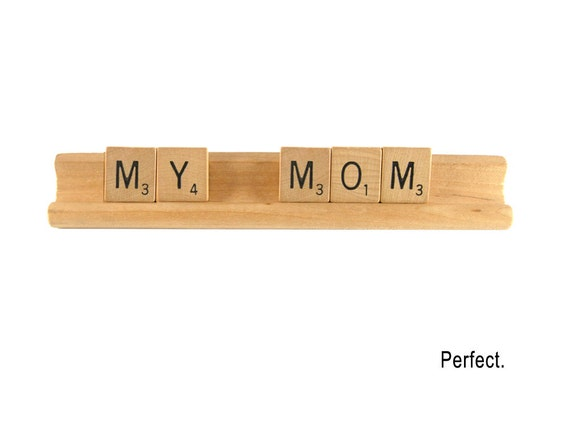 My Mom Perfect Card, Mother's Day, Birthday Card, Any Time Card