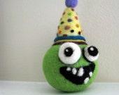 Reserved Item - Birthday Party Animal Zombie