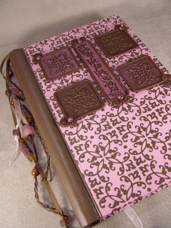 Art Nouveau Decorated Journal