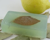 Lemon Bay Leaf Soap