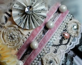 Fancy Vintage Look Shabby Chic Birthday Crown