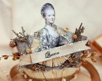 MARIE ANTOINETTE Queen Party Crown