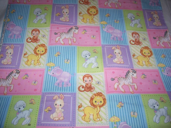Baby Precious Moments 2009 Noah S Ark Animals Coordinating